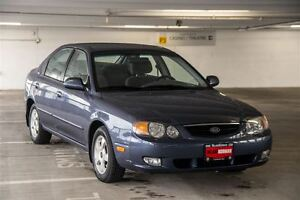 2002 Kia Spectra GSX Only 142,000Km- Coquitlam