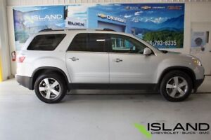 2012 GMC Acadia SLT2 | Leather | Seat Memory |