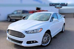 2016 Ford Fusion SE AWD/ ONLY 16,000km!/ HTD LEATHER/REMOTE STAR