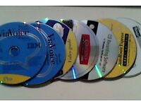 Joblot of Softwares for Windows – Genuine Original CDs