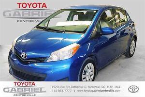 2013 Toyota Yaris LE  1 SEUL PROPRIO, JAMAIS ACCIDENTÉ, G