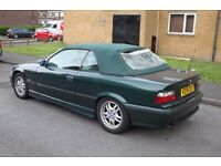Bmw 323i E36 Convertible ** ROOF NOT WORKING *** NO MOT ** for spares or parts