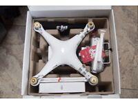 New - DJI Phantom 3 Advanced Drone & lots of Extras!