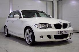 2010 BMW 120d M Sport BMW Service History, New MOT