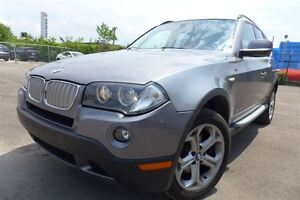 2010 BMW X3 xDrive30i, Panoramic Roof, No Accidents, Clean