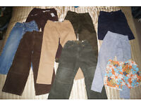 Bundle of Boys clothes aged 6 to 7 (13 items)