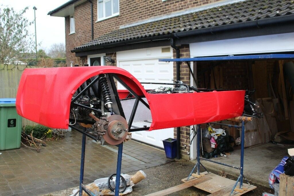 Part-built Westfield SEiW kit car (2 0L Ford Zetec) plus engine, gearbox  and many other parts   in Horsham, West Sussex   Gumtree