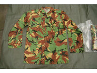 Brand NEW (in packet) DRAGON Jungle DPM Shirt - Size Large (190/104)