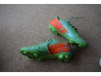 Nike Mercurial boots size 8.5