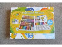 BNWT in wrapper crayola art case