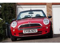 MINI Convertible 1.6 One 2dr, good condition, low price for quick sale