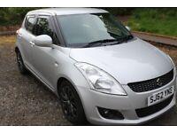 Suzuki, Swift, Hatchback, 2012, Manual, 1.3(cc) £20 road tax , 5 doors