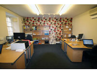 Office Space & Hot Desks Available