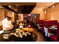 Indian Head Chef / Curry chef / Cook For Modern Indian Restaurant