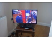 "Samsung 28"" TV in excellent condition only £50 -- pick up from North St Bedminster"