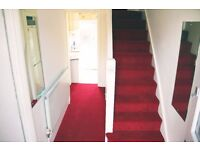*Must See* First Floor Double Room, Zone 4, WIFI and Cleaning *Must See*