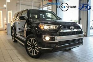 2017 Toyota 4Runner Limited GPS, BACK UP CAM, BAS KM