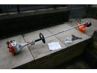 New 2015 Stihl FS55R straight shaft Petrol strimmer/Brushcutter
