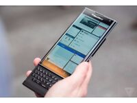Blackberry Priv New !!
