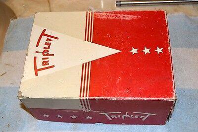Triplett 630 Vom Volt-ohm-milliammeter Multimeter Empty Box Only