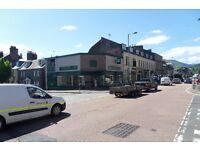 Prime Retail unit, Main Street Callander £1,000 per month