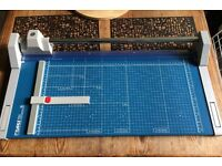 Dahle 552 rotary trimmer A3 long A2 short