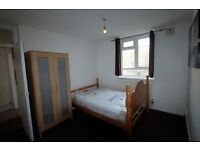 *Swiss Cottage* Zone 2, lovely Double Room, friendly flatshare, free Wifi (18F)