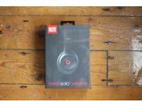 Beats Solo2 by Dr. Dre - Wireless Headphones (Brand New, Unopened) BLACK