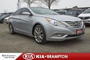 2012 Hyundai Sonata 2.0T|ROOF|LEATHER|BLUETOOTH|MP3|ALLOYS