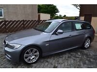 Bmw 320d m-sport estate diesel automatic