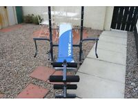 York Weight/Fitness/Multi Gym Bench