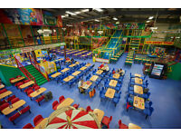 Receptionist Vacany for Fun Shack Seaham Indoor Playcentre (Part-time)