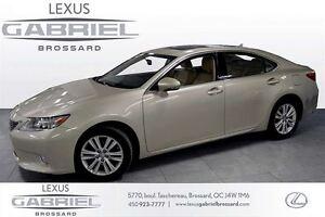2013 Lexus ES 350 NAVIGATION CAMERA - CUIR - TOIT OUVRANT