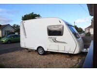 2 Berth Swift Fairway Caravan