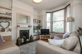 Allfarthing Lane, SW18 - Spacious two double bedroom maisonette with private rear garden - £1575pcm