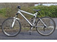 Turner 5 spot Mountain Bike with upgrades - reduced for quick sale