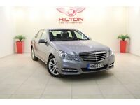 Mercedes-Benz E Class 2.1 E250 CDI BlueEFFICIENCY Avantgarde 4dr (silver) 2011