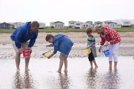 Southerness Holiday Park Caravan & Lodge Open Days Every weekend in July & August