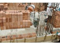 **FREELANCE BUILDER/BRICKLAYER .. all round builder / stonework**