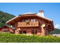 HALF PRICE - late summer booking discount for a self-catered chalet in Morzine.