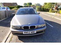 BMW 5 series 2.5. Automatic Diesel - 2003 - Really nice car