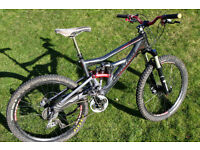 Cannondale Moto 3 Carbon All Mountain MTB Bike