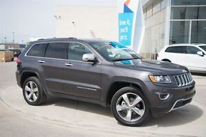 2016 Jeep Grand Cherokee 4x4 Limited - Emergency Communication S