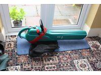 Bosch AVS1 Leaf Blower / Vacuum.