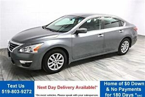 2015 Nissan Altima 2.5 S REAR CAMERA! POWER SEAT! POWER PACKAGE!