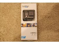 Go Pro Hero with 32gb micro SD card