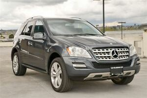 2011 Mercedes-Benz M-Class ML350 BlueTEC Coquitlam Location - 60