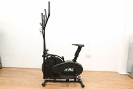 JLL Fitness LTD -CT100 Cross Trainer - Ex Showroom Model -1 Month Warranty - Collection Only