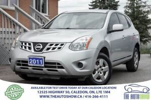 2011 Nissan Rogue S | ONE OWNER