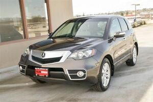 2010 Acura RDX Technology Package  LANGLEY LOCATION